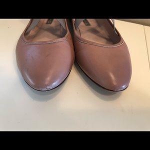 SJP by Sarah Jessica Parker Shoes - SJP Blush Leather Matinee Ballet Flat